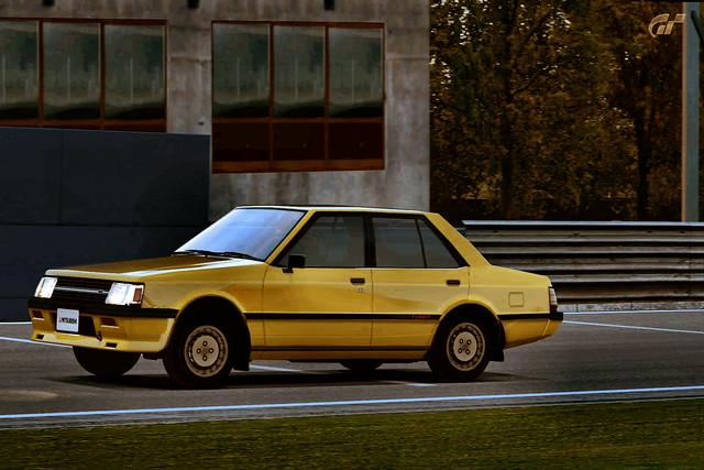 1983 Mitsubishi Lancer 1800 GSR