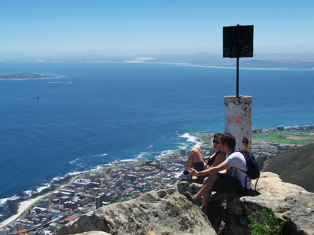 Cape Town: Hike up Lion's Head