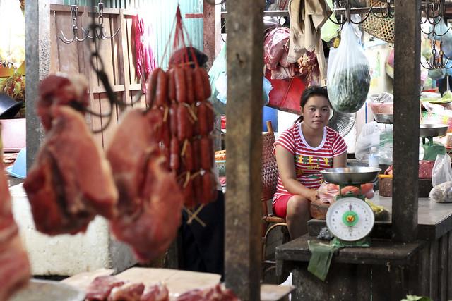 meat lady