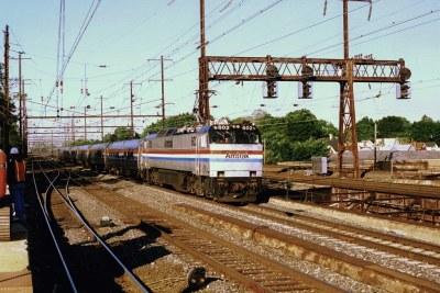 Amtrak - Rahway, NJ