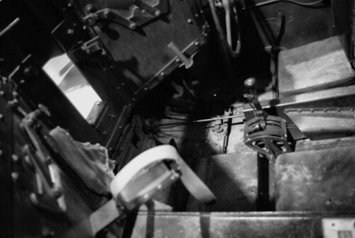 WWII- bren gun carrier interiorIMGP8566 by gnawledge wurker