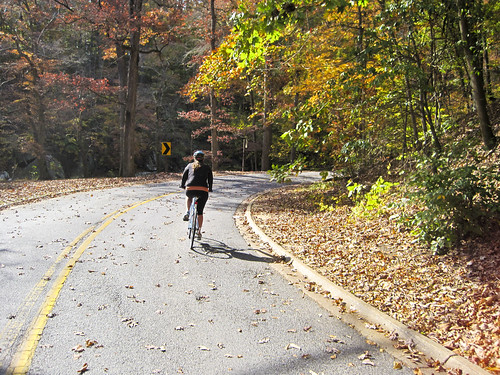 Biking Rock Creek Park