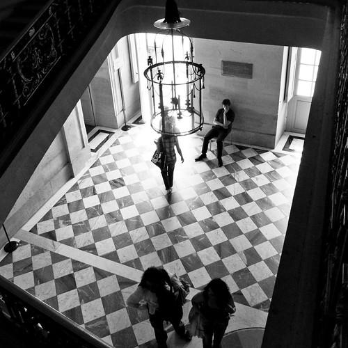 The Dreaming Guardian (Petit Trianon, Chateau de Versailles) - Photo : Gilderic