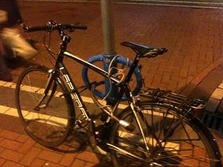 Cyclehoop in Dublin City