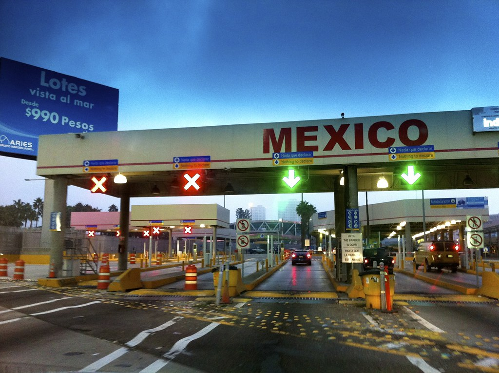 Mexico Bound