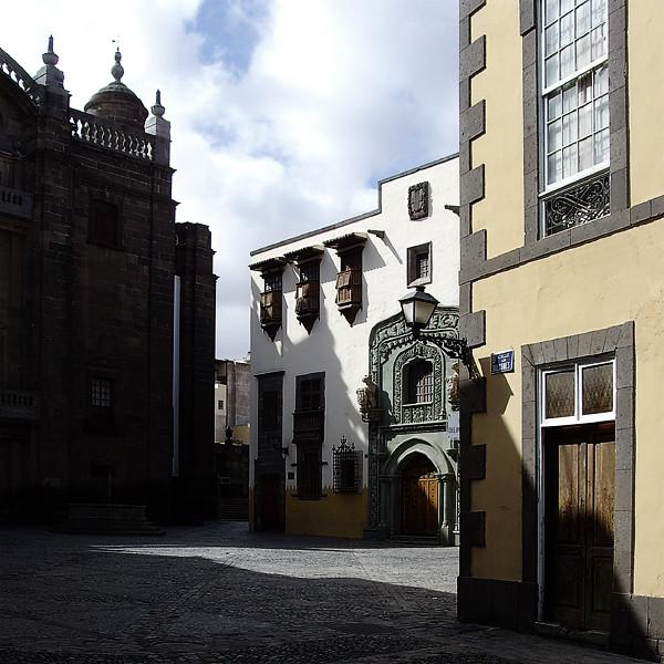 La Casa Museo de Colón Las Palmas de Gran Canaria