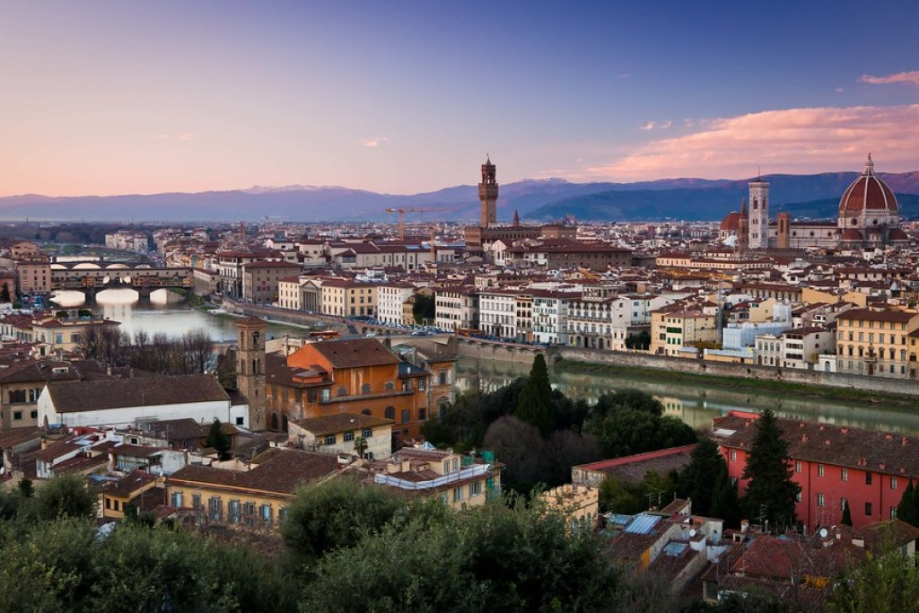 Best Places to Visit in Italy in Florence: Italy Tourism Itinerary Guide