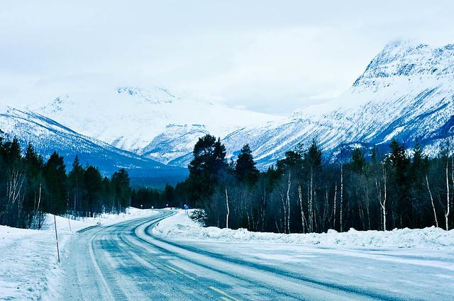 Nordland mountains