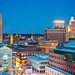 Providence Skyline at Night