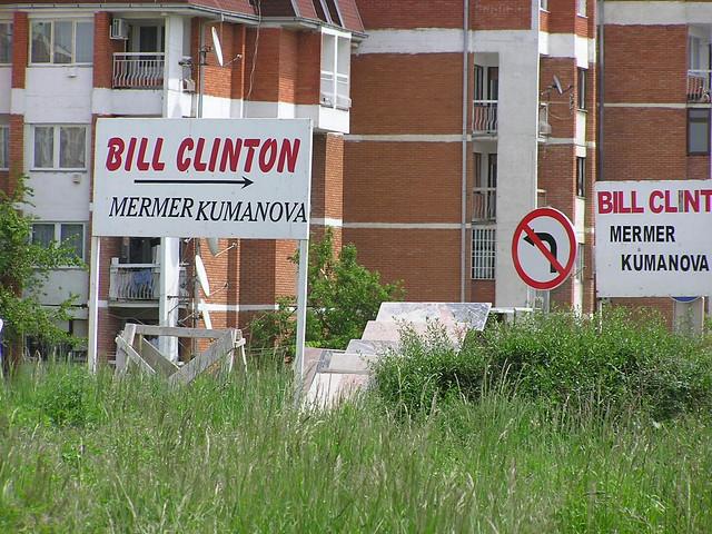 Bill Clinton Street