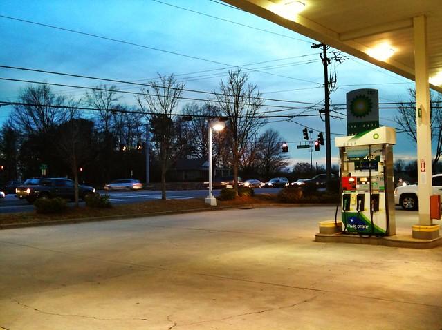 US Hwy 78 @ Rosebud Road - Outside of Grayson / Snellville.
