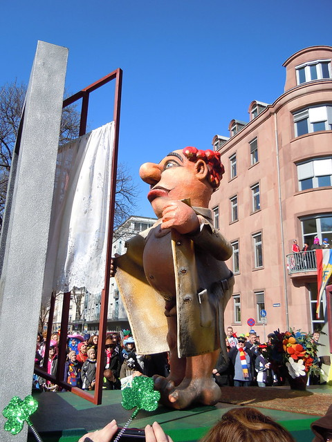 Mainz Fasching Parade