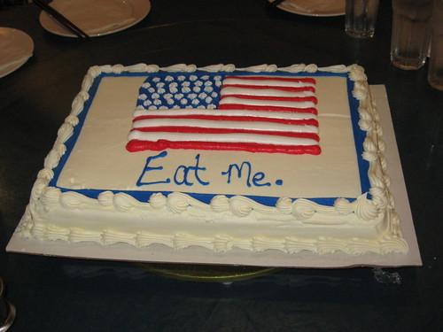 'Eat me.'
