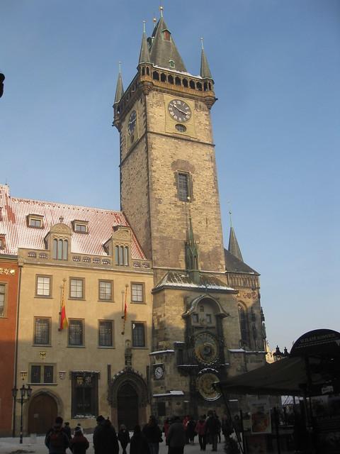 Orloj, Staroměstské náměstí
