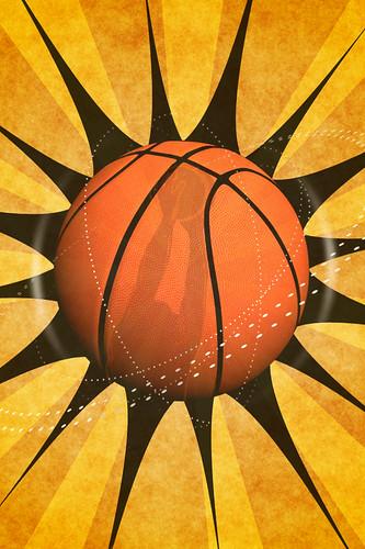 Smartphone Wallpaper - Basketball