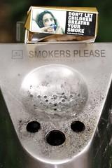 Smokers Please...