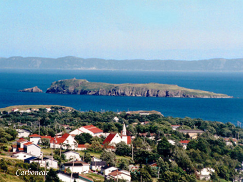Carbonear Island