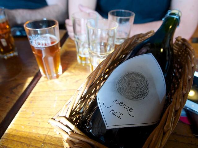 Beer @ In de Verzekering tegen de Grote Dorst - Belgium