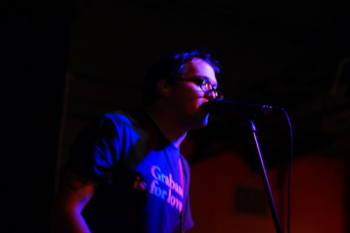 Mikey Erg, Pinhook, Durham NC, 04/25/11