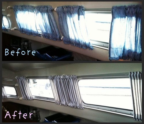 Boat curtains