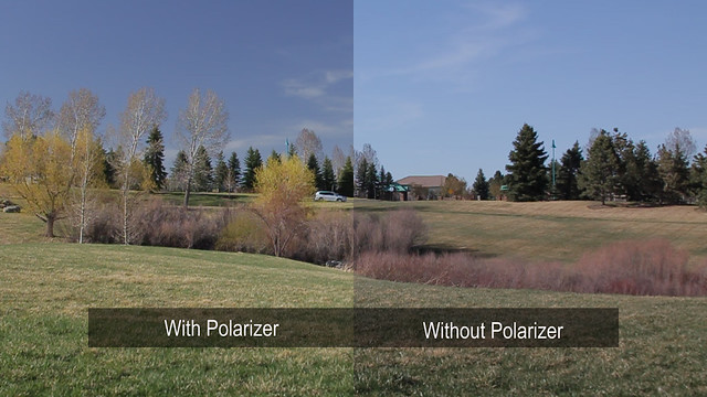 How Useful is a Circular Polarizer for DSLR Video
