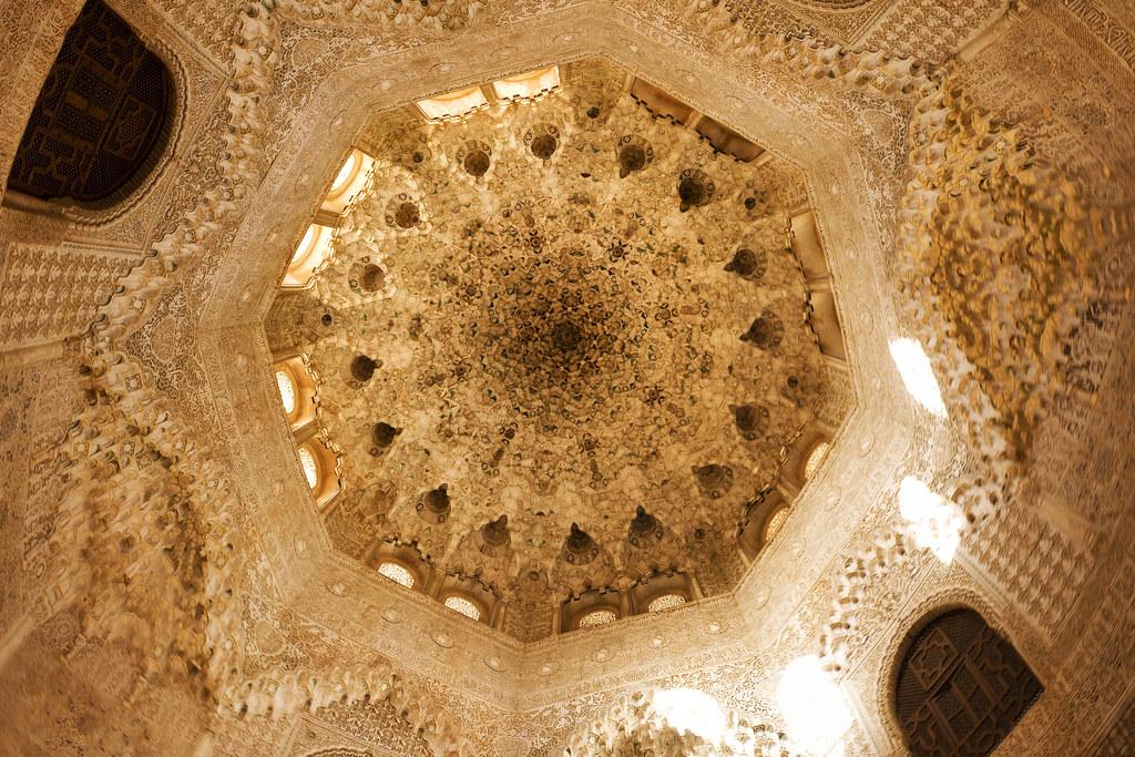 Alhambra Ceiling 2011