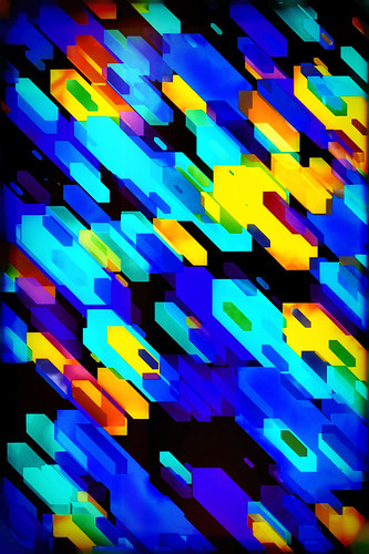 iPhone Wallpaper - Color Rush