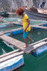 Besuch Pangasius Fischzucht 7