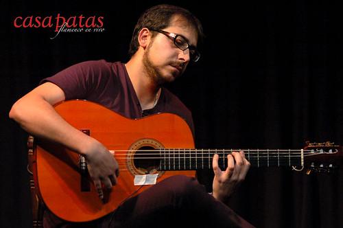 Manuel Cazas. Foto: Martín Guerrero
