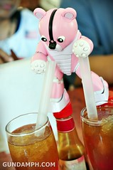 Pink Bearguy at Max's Vigan