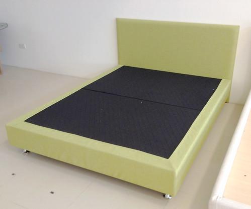 掀床工廠推薦款-馬卡龍多變系列床架