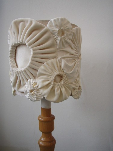Restyled lampshade