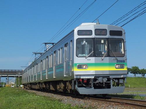 7503F @西羽生〜新郷