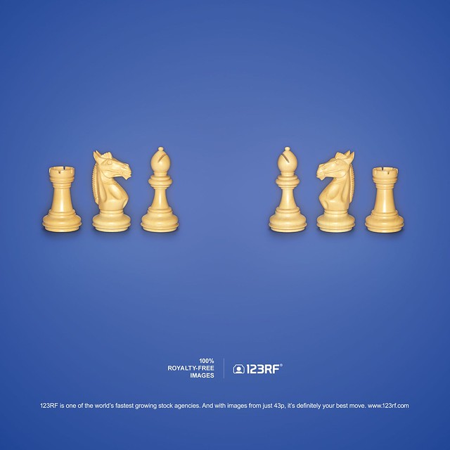 123R - 100 % Royalty Images Chess