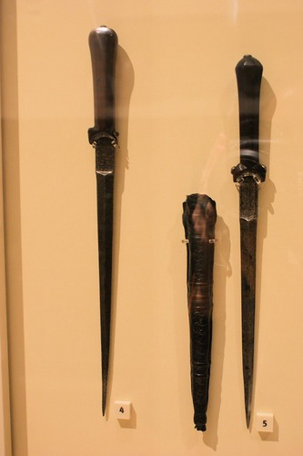 Scottish Bollock Knives, 17th C