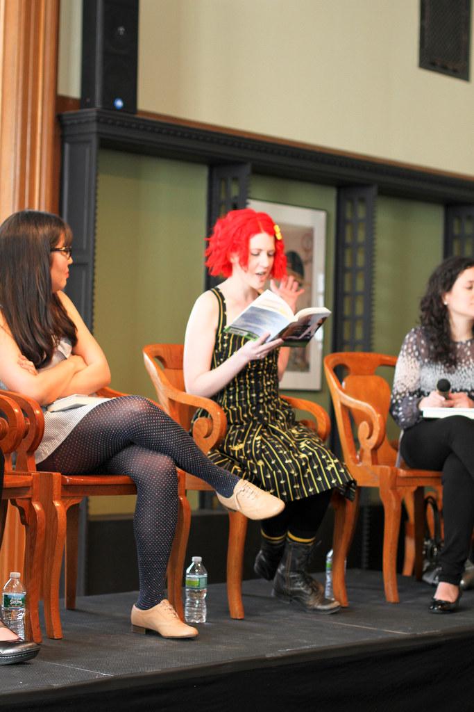 NYC Teen Author Festival 2012 3