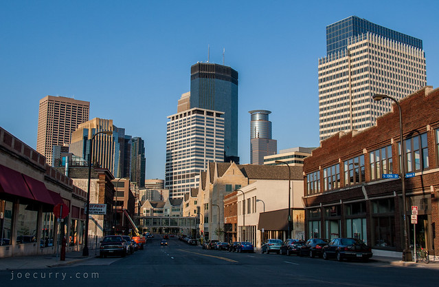 Downtown Minneapolis - near Loring Park