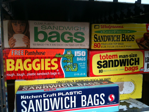 Baggies of yesteryear