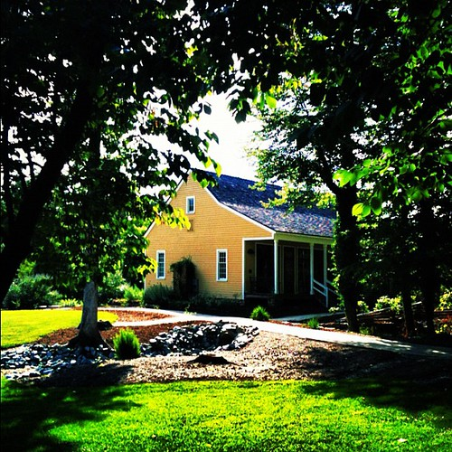 David Caldwell House by Greensboro NC