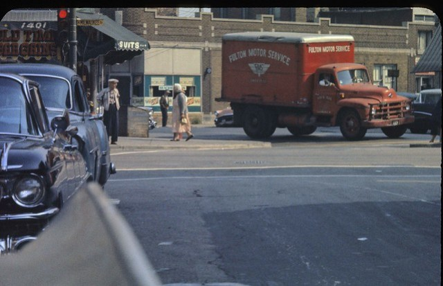 Milwaukee & Wood ca. 1959