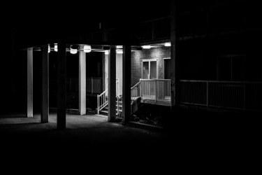 Saint John : Apartment Entrance on Duke Street