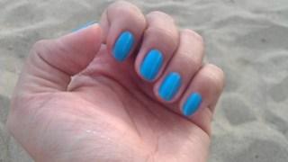Orly Feel Tge Vibe nails