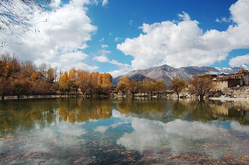 The Nako Lake
