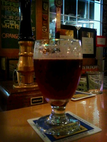 Old Blarney Barleywine at Moylans Brewery