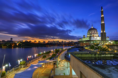 Blues in Putrajaya