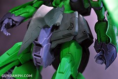 1-100 Kshatriya Neograde Version Colored Cast Resin Kit Straight Build Review (105)