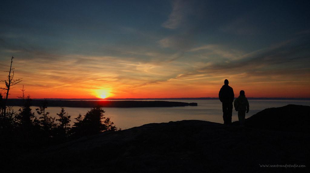 Greyman's Sunset