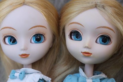 Regeneration versus Fantastic Alice