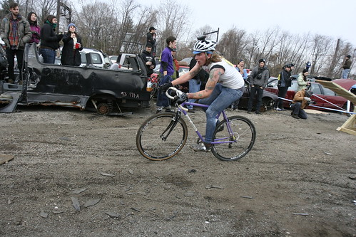 bilenky junkyard cyclo-cross race