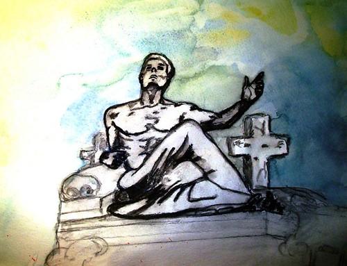 Resurrection by doodle_juice